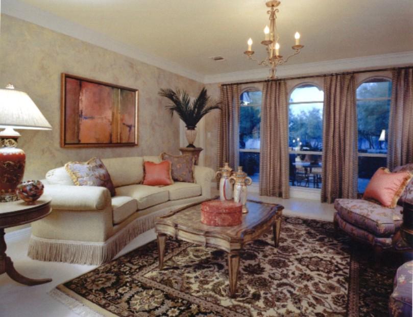 Holmes Living Room
