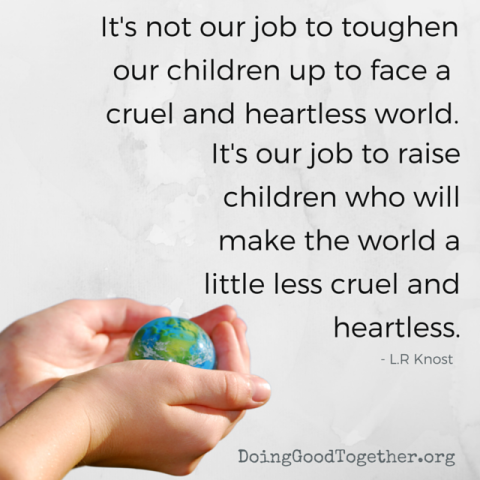 Practicing+kindness+and+volunteering+as+a+family+teaches+our+children+so+much+about+the+world_